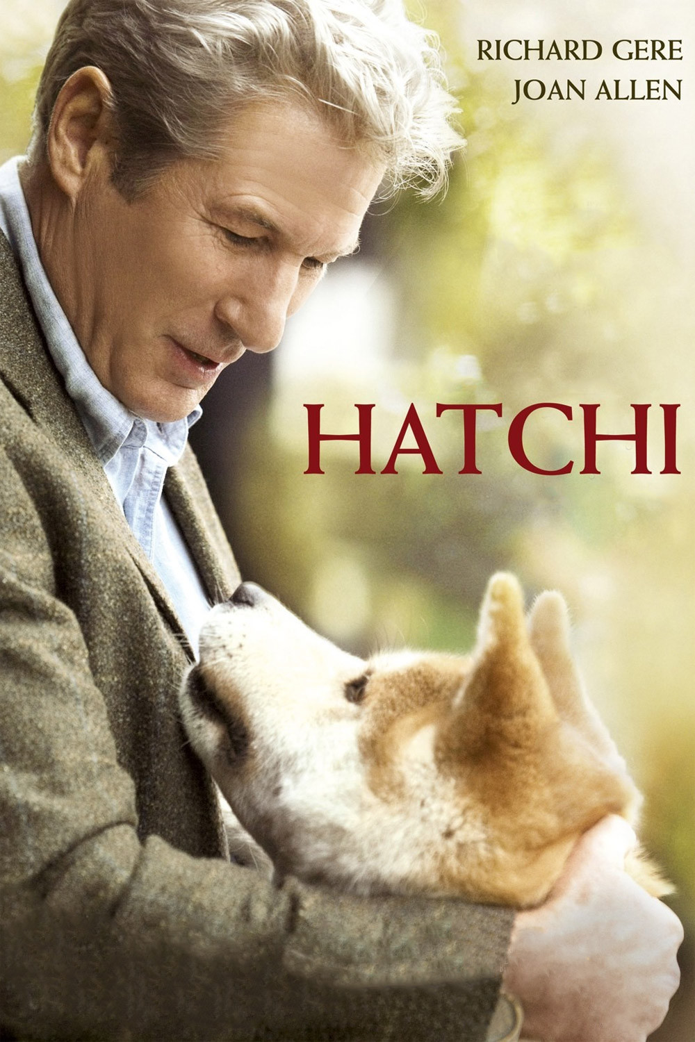 The random worl... Hachiko Movie
