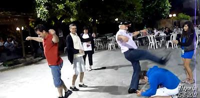 έβαλε ο διαβολάκος-παγονέρι-χορός στο Παγονέρι-pagoneri-εκδηλώσεις 2012 παγονέρι-δεκαπενταύγουστος στο παγονέρι
