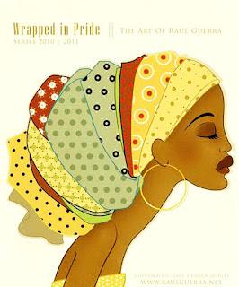Negras Africanas Cuadros Etnicos