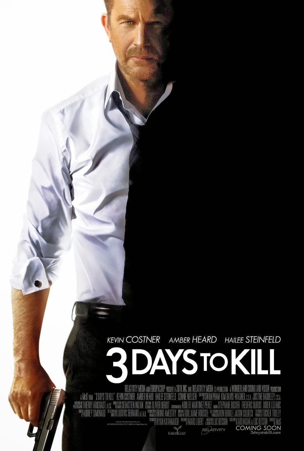 3 Days to Kill vk