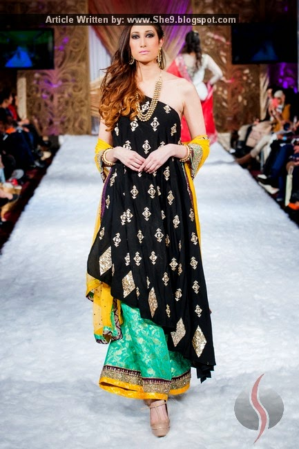 Pakistan Fashion Week London 2015