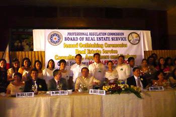 PRC Oathtaking @ Manila Hotel