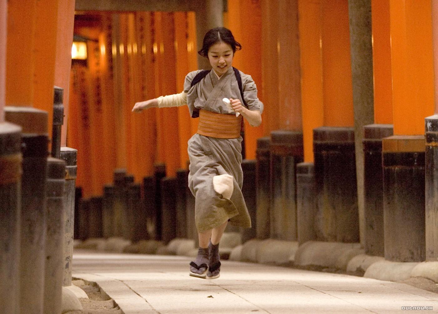 Memorias de una geisha - Musica y Cine - Rob Marshall