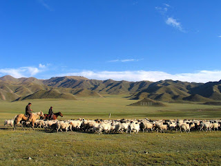 (Tibet) – The roof of the world - OM MANI PADME HUM