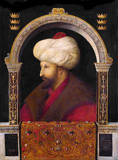 Sultan Mehmed II Muhammad Al-Fatih