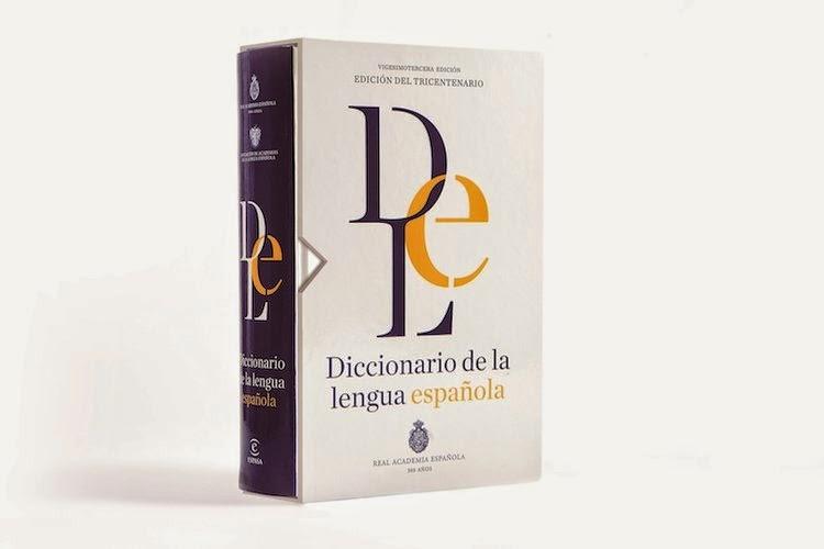 DICCIONARIO RAE. Nueva edición