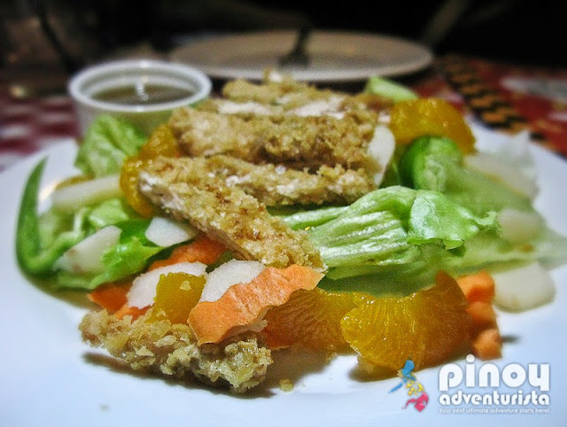 Where to Eat in Pampanga Angeles Fried Chicken