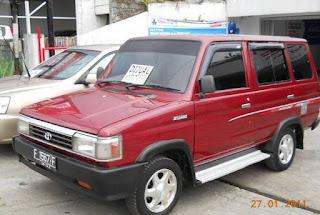 Harga Mobil Bekas Toyota (Part 11)