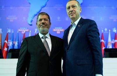 Mursi bersama Erdorgan