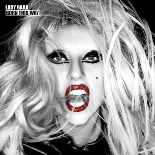 lady gaga born this way special edition cd. lady gaga born this way cover