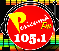 ouvir a Rádio Pericumã FM 105,1 pinheiro