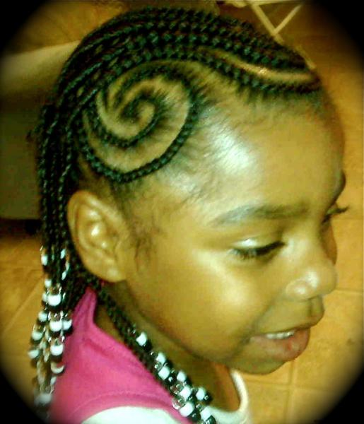 Braid Styles For Kids With Short Hair Hair Braiding Styles For Kids