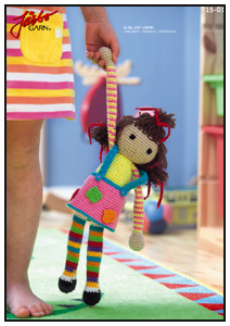 Free Crochet Pattern Doll | Flickr - Photo Sharing!