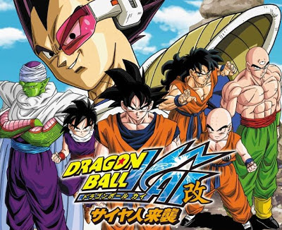 Dragon Ball Z Kai - series cine y tv