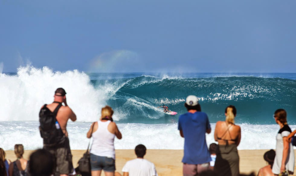 43 Billabong Pipe Masters 2014 Billy Kemper Foto ASP