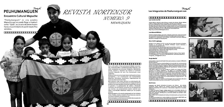 Revista Nortensur (Newequen)