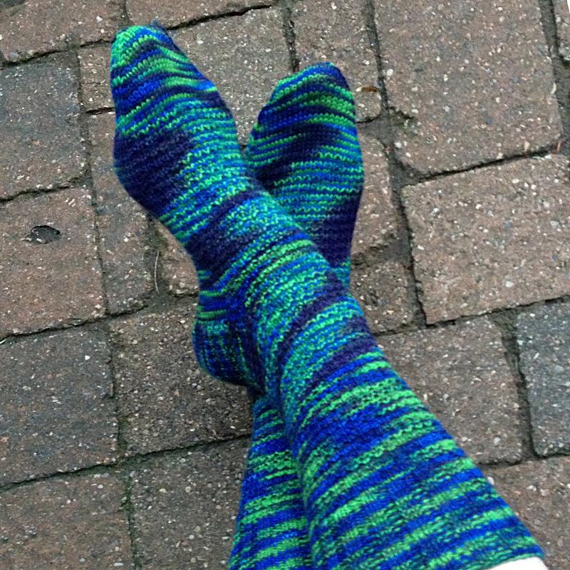 Knitting Vintage Socks Nancy Bush : Minding my own stitches january