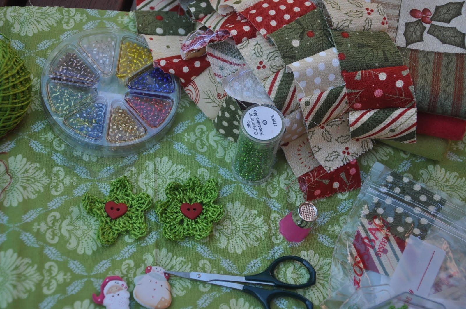mapeta labores navide as christmas work