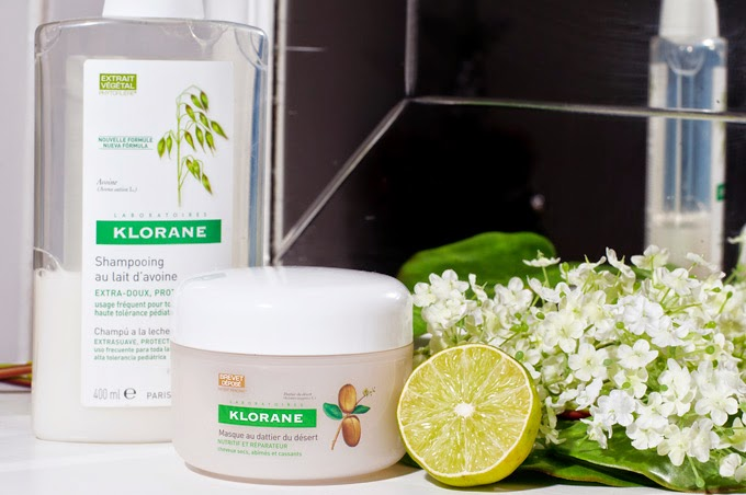 productos para el cabello klorane