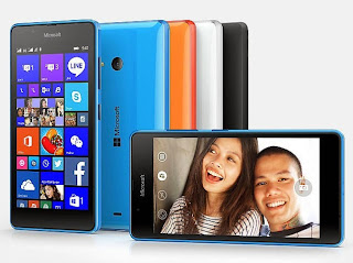 Buy Online Nokis Lumia 540 dual SIM with 5″ display for Rs.7,604 Only