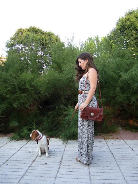 Look Jumpsuit Esencia Trendy  celeb stylist Sonia H