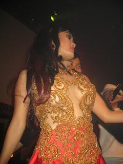 Hot Julia Perez on Show
