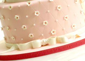 Happy Cakes Bakes How To Create A Quilted Pattern