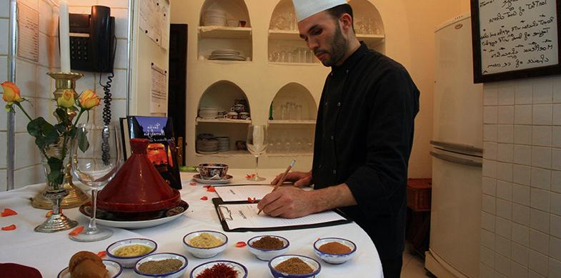 cooking class al riad kaiss