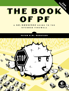 Book review – The Book of PF 3rd Edition