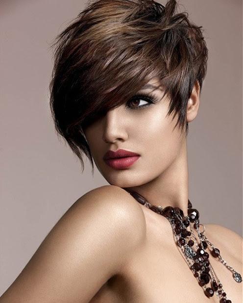 short hairstyles 2013 trendy