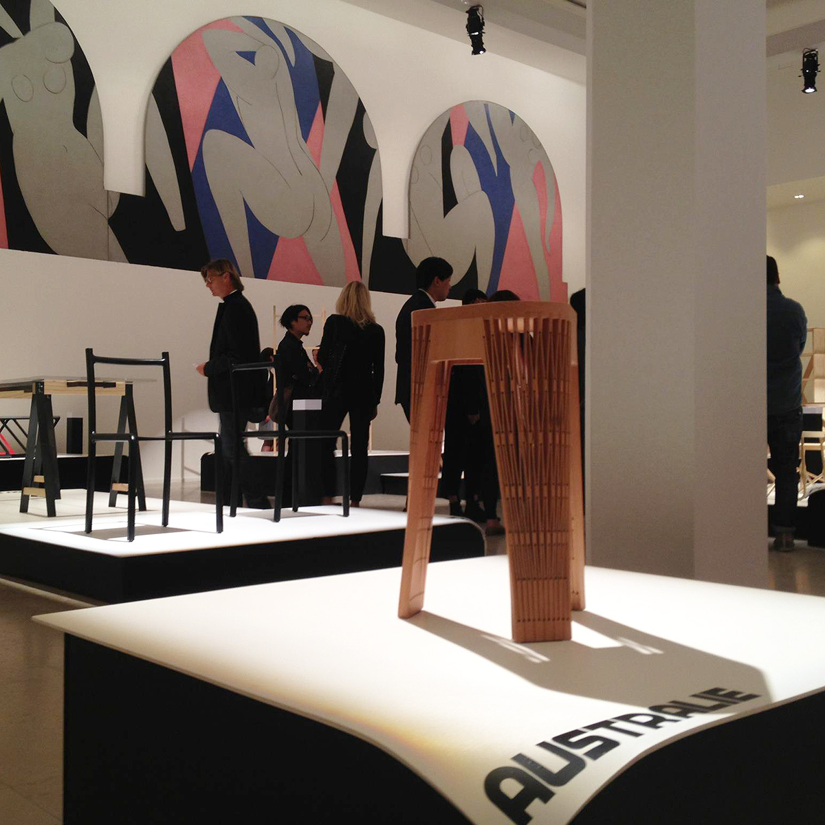 industrial design in victoria australia tate anson paris design week. Black Bedroom Furniture Sets. Home Design Ideas