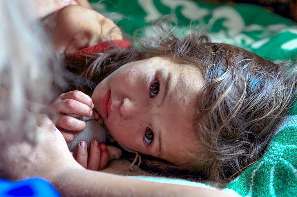 GIRL THAT SURVIVED 11 DAYS IN SIBERIAN FOREST - 29 Breathtaking Photographs of The Human Race