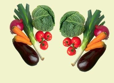 importancia de los vegetales: