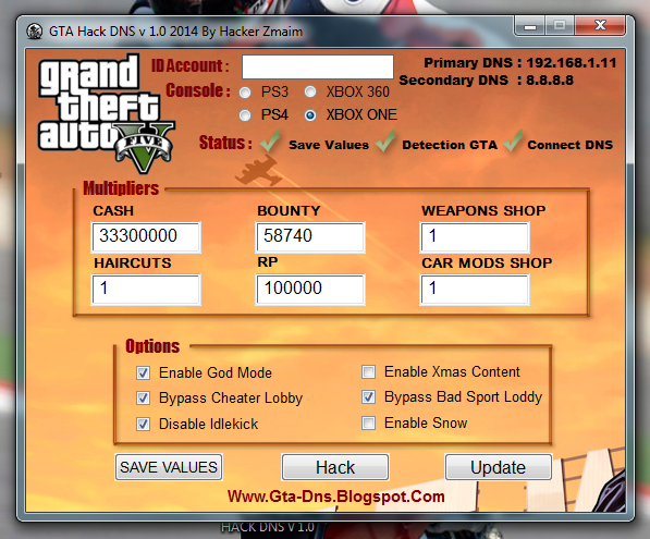 [Image: GTA+5+Hack+DNS+v+1.0+By+Hacker+Zmaim.png]