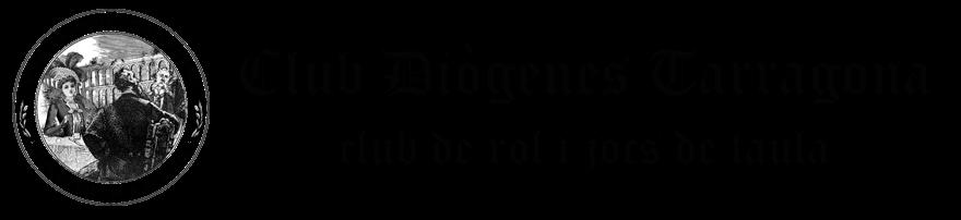 Club Diògenes Tarragona club de rol i jocs de taula