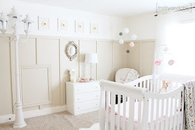white nursery