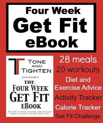 Four Week Get FIt eBook