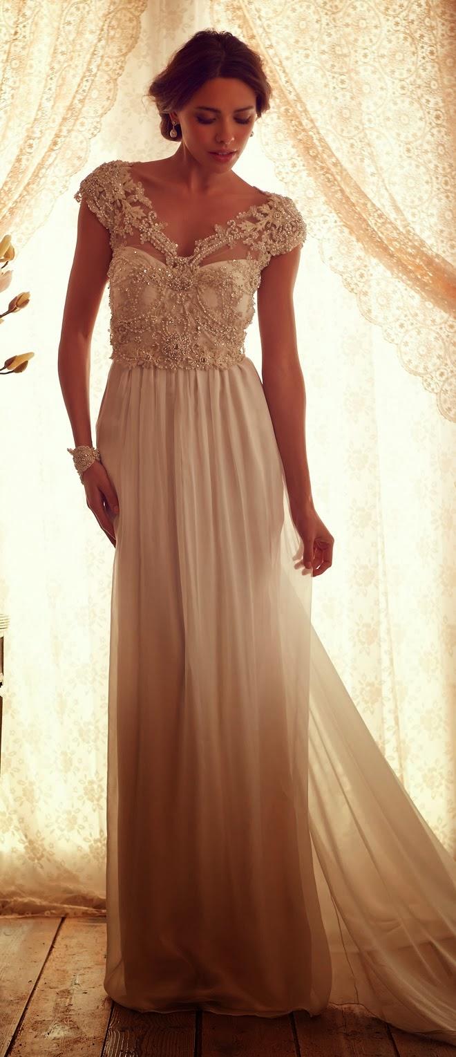 vestidos vintage romanticos