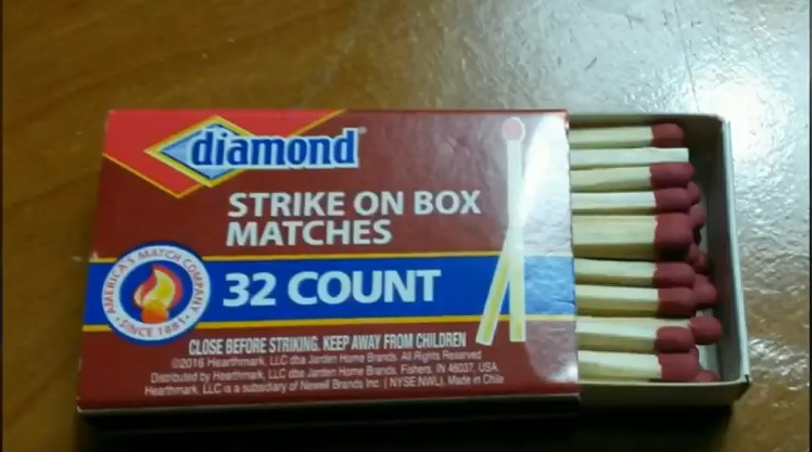 What Age to Buy a Box of Matches