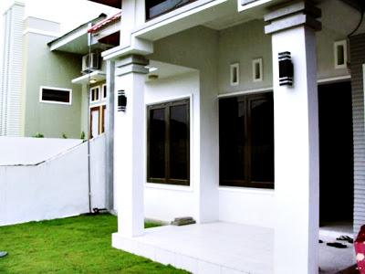 Teras Rumah Sederhana