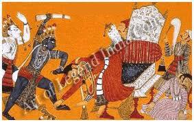 Krishna Kill Kansa