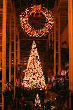 Christmas Lights at Opryland Hotel