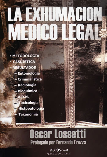 La exhumación médico legal