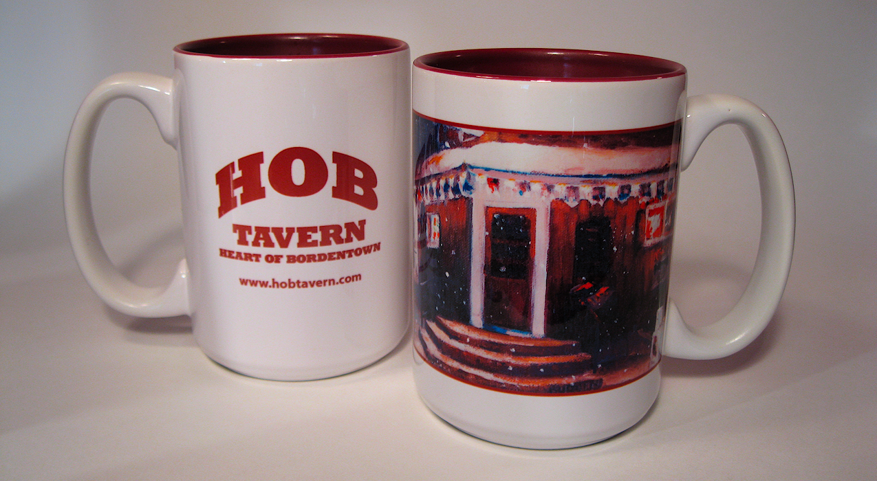 HOB Tavern Mugs!