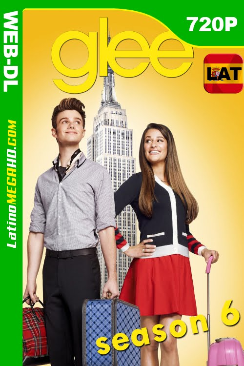 Glee (Serie de TV) Temporada 6 Latino HD WEB-DL 720P ()