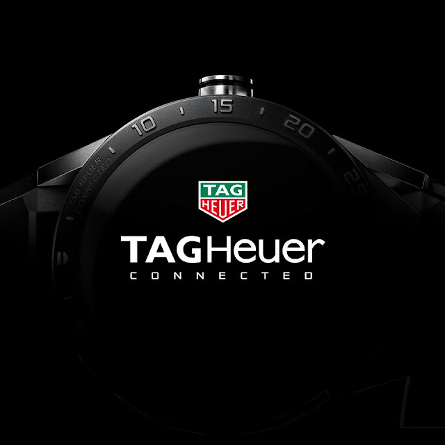 TAG Heurer Connected Watch with Andriod Wear