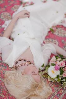 Kelsey Genna Spring 2013 Bridal Wedding Dresses Collection