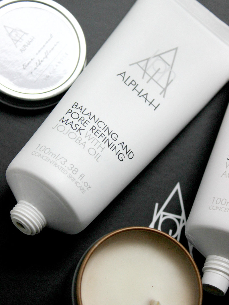 Alpha-H Poreless and Flawless praznični set