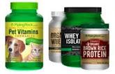 Pet vitamins & Protein