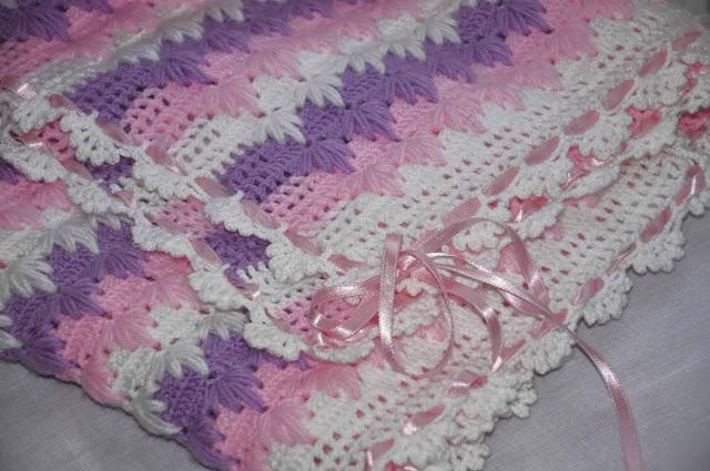 bebek battaniyesi, battaniye nasıl örülür?